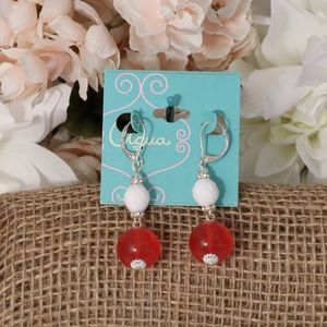 Aqua Jewelry - Aqua Brand Beaded Drop Earring